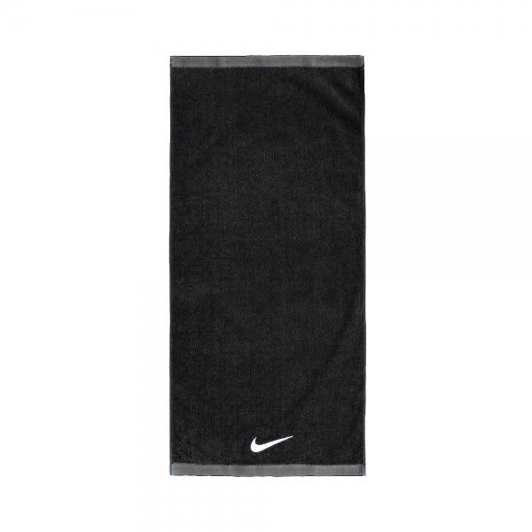 b3916505 Nike Medium Fundamental Towel - Black/White N.ET.17.010.MD