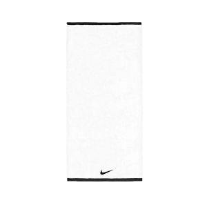 Various Accessories Nike Medium Fundamental Towel  White/Black N.ET.17.101.MD