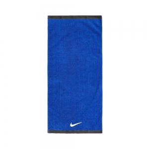 Various Accessories Nike Medium Fundamental Towel  Blue/White N.ET.17.452.MD