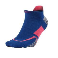 Tennis Socks Nike Grip Elite NoShow Socks  Blue/Pink SX5727405