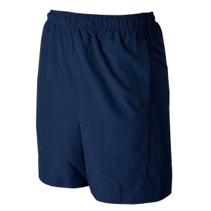 Men's Tennis Shorts Under Armour Woven Graphic Wordmark 8in Shorts  Navy 13202030408