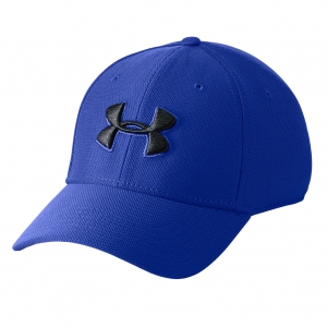 Tennis Hats and Visors Under Armour Blitzing 3.0 Cap  Navy/Black 13050360400