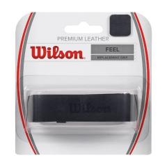 Replacement Grip Wilson Premium Leather Grip  Black WRZ470300