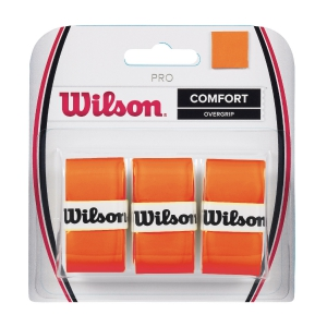 Overgrip Wilson Pro Burn Overgrip x3  Orange WRZ470820
