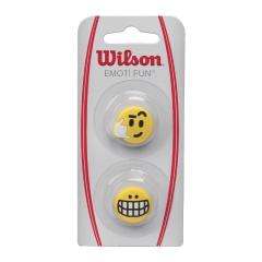 Vibration Dampener Wilson Emotion Fun Smile Dampener x 2 WRZ538600