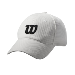 Tennis Hats and Visors Wilson Summer Cap II  White WRA770801