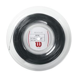Monofilament String Wilson Revolve 1.35 200 m Reel  Black WRZ906700