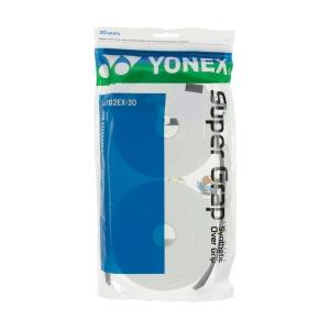 Overgrip Yonex Super Grap x 30 Overgrip  White AC102EX30B