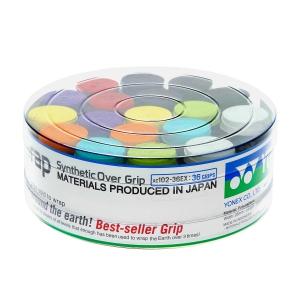 Overgrip Yonex Super Grap x 36 Overgrip  Multicolor AC102EX36AS