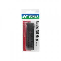 Replacement Grip Yonex Basic NS Grip  Black AC119TEX