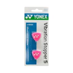 Vibration Dampener Yonex Vibration Stopper 5 Damp  Pink AC165EXPK