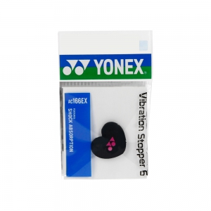 Vibration Dampener Yonex Vibration Stopper 6 Damp  Black AC166EXBKM