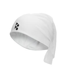 Tennis Head and Wristbands Yonex Bandana  White AC46019EXB