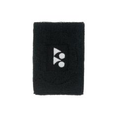 Tennis Head and Wristbands Yonex Long Wristband  Black AC488EXN