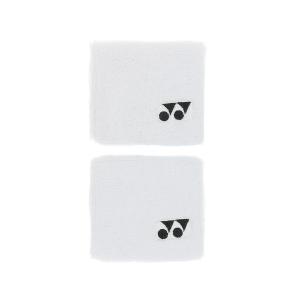 Tennis Head and Wristbands Yonex Wristband  White AC489EXB