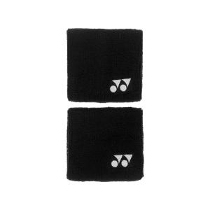 Tennis Head and Wristbands Yonex Wristband  Black AC489EXN