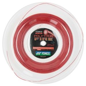 Monofilament String Yonex PolyTour Fire 1.20 200 m Reel  Red PTF1202R