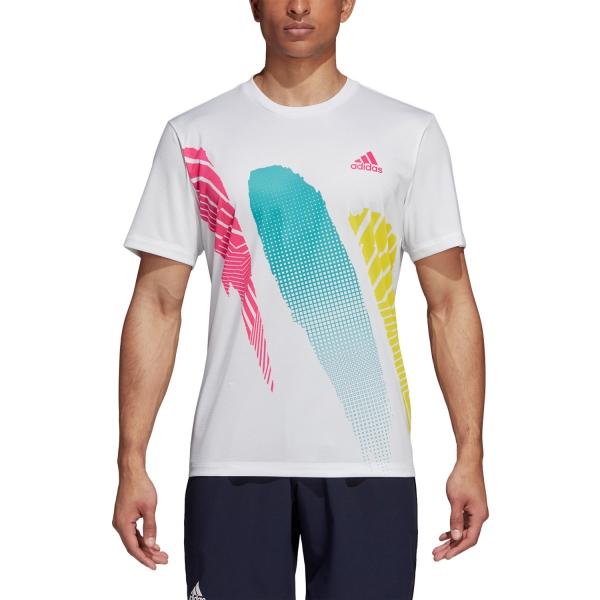 Adidas Seasonal T-Shirt - White DM7595