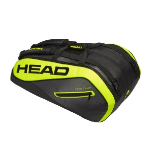 Borsa Tennis Head Tour Team Extreme Monstercombi x 12 Bag  Black/Yellow 283399 BKNY