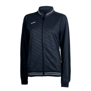 Tennis Women's Jackets Joma Torneo II Jacket  Navy/White 900487.300