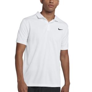 Men's Tennis Polo Nike Court Dry Polo  White 939137100