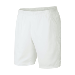 Men's Tennis Shorts Nike Court Dry 9in Shorts  White 939265100