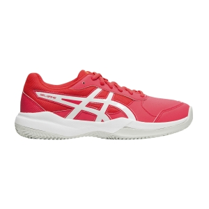 Junior Tennis Shoes Asics Gel Game 7 GS Clay Girl   Laser Pink/White 1044A010705