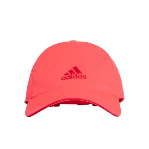 Cappelli e Visiere Tennis Adidas Junior 5 Panel Climalite Cap  Fluo Pink DJ1009OSFY