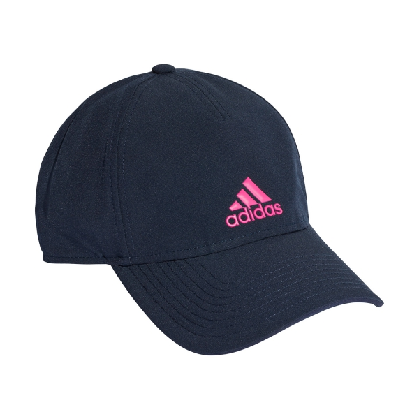 Adidas 5 Panel Climalite Cap Womens - Navy/Pink