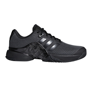 Men`s Tennis Shoes Adidas Barricade 2018 LTD  Black AC8804