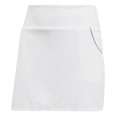 Adidas Adidas Girl Club Skirt  White/Black  White/Black DW9121