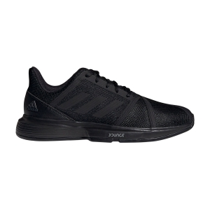 Men`s Tennis Shoes Adidas CourtJam Bounce  Core Black/Carbon EE4319