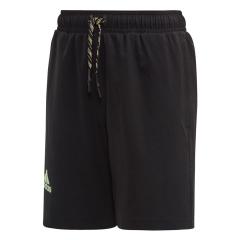 Adidas Boy New York 7in Shorts - Black