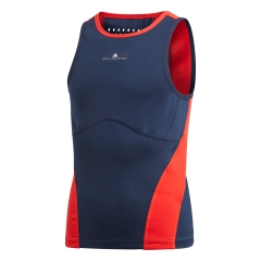 Adidas Adidas Girl aSMC Q4 Tank  Navy/Red  Navy/Red CY2335