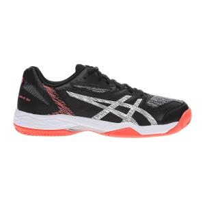Padel Shoes Asics Gel Padel Exclusive 5 SG  Black/White 1041A005001