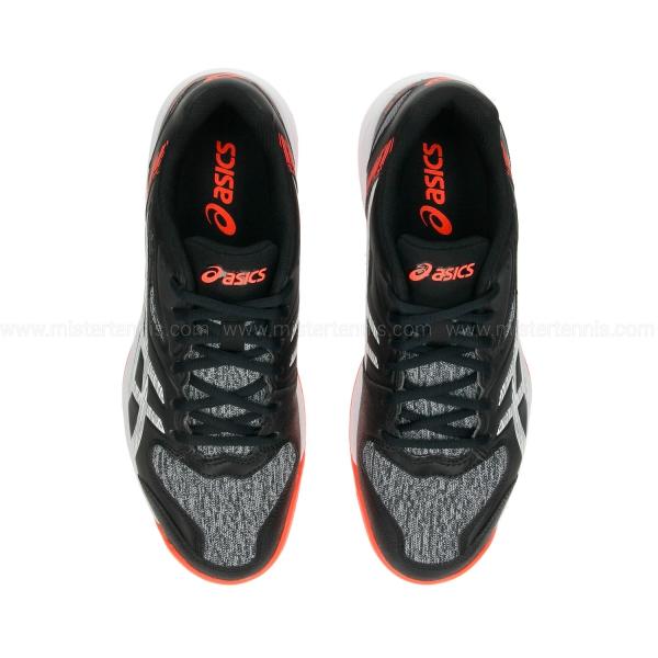 c941147e8a Asics Gel Exclusive 5 SG Mens Padel Shoes - Black/White