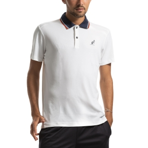 Polo Tennis Uomo Australian Performance Polo  Bianco I9078232024