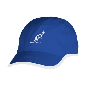 Tennis Hats and Visors Australian Microfibre Cap  Blue/White I8029458600
