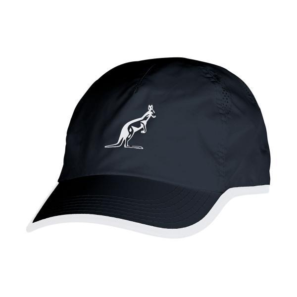 Australian Microfibre Cap - Black/White I8029458-200