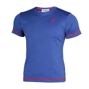Polo e Shirts Tennis Australian Boy Ace TShirt  Blue/Red I8077518B54