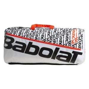 Tennis Bag Babolat Pure Strike MEDIUM Duffle  White/Red 758002149