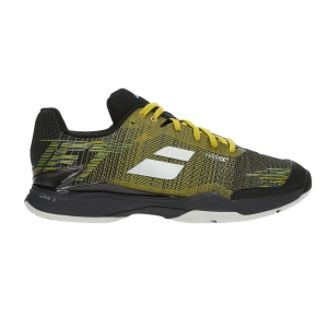 Scarpe Tennis Uomo Babolat Jet Mach II All Court  Dark Yellow/Black 30S196297007