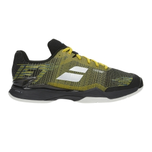 Scarpe Tennis Uomo Babolat Jet Mach II Clay  Dark Yellow/Black 30S196317007