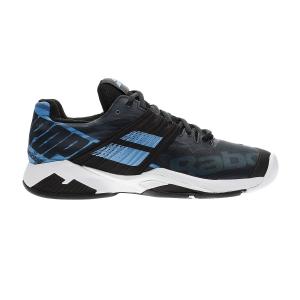 Scarpe Tennis Uomo Babolat Propulse Fury All Court  Black/Parisian Blue 30F192082011