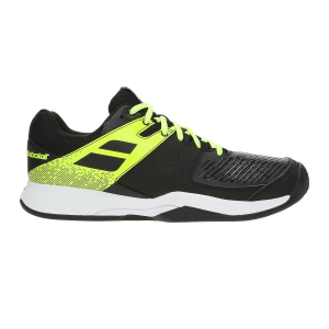 Scarpe Tennis Uomo Babolat Pulsion Clay  Black/Volt 30S193462013