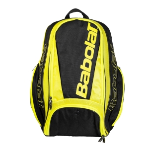 Tennis Bag Babolat Pure Aero Backpack  Yellow/Black 753074191