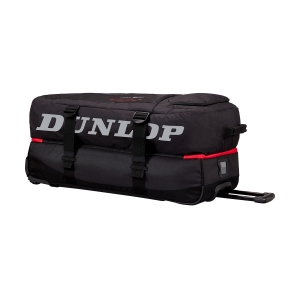 Tennis Bag Dunlop CX Performance Wheelie Travel Bag  Black/Red 10282320