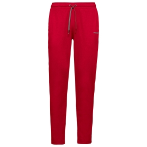 Pantaloni e Tights Tennis Uomo Head Club Byron Pantaloni  Red/Dark Blue 811469RDDB