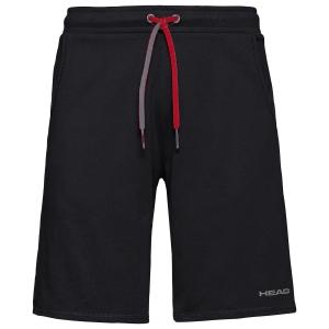 Pantaloncini Tennis Uomo Head Club Jacob 9in Pantaloncini  Black 811479BK