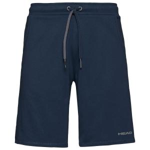 Pantaloncini Tennis Uomo Head Club Jacob 9in Pantaloncini  Dark Blue 811479DB